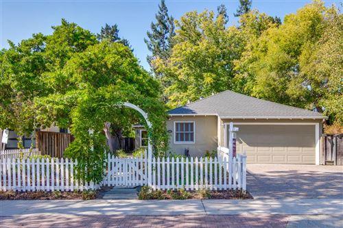 Photo of 455 Oregon AVE, PALO ALTO, CA 94301 (MLS # ML81816140)