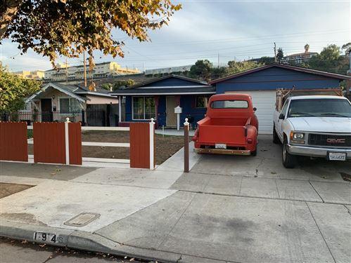 Photo of 194 Santa Rosa DR, SAN JOSE, CA 95111 (MLS # ML81820141)