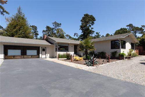 Photo of 1145 Wildcat Canyon Road, PEBBLE BEACH, CA 93953 (MLS # ML81842141)