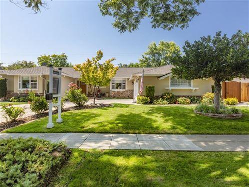 Photo of 5240 Rhonda Drive, SAN JOSE, CA 95129 (MLS # ML81856142)