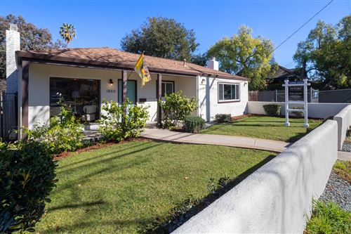 Photo of 1860 Villa Street, MOUNTAIN VIEW, CA 94041 (MLS # ML81829143)