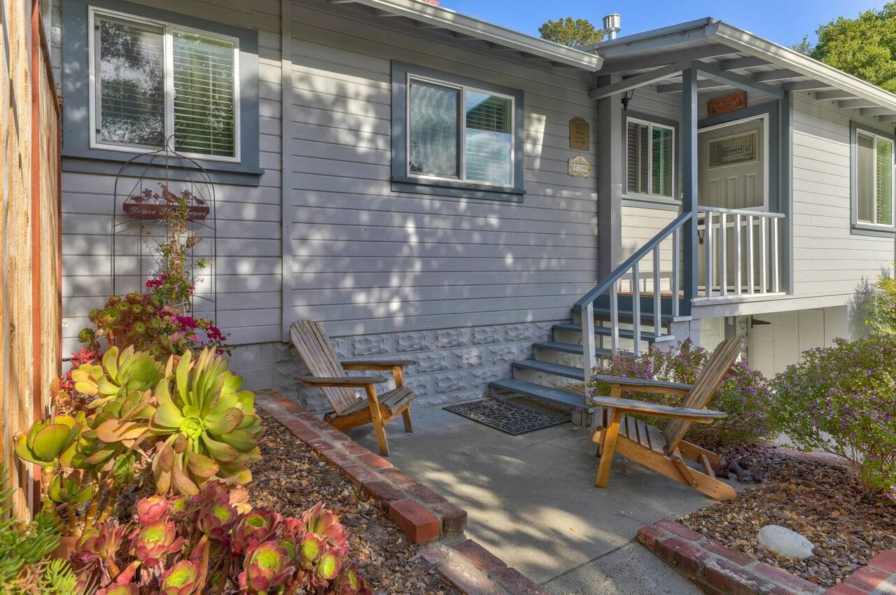Photo for 1599 Josselyn Canyon Road, MONTEREY, CA 93940 (MLS # ML81847143)