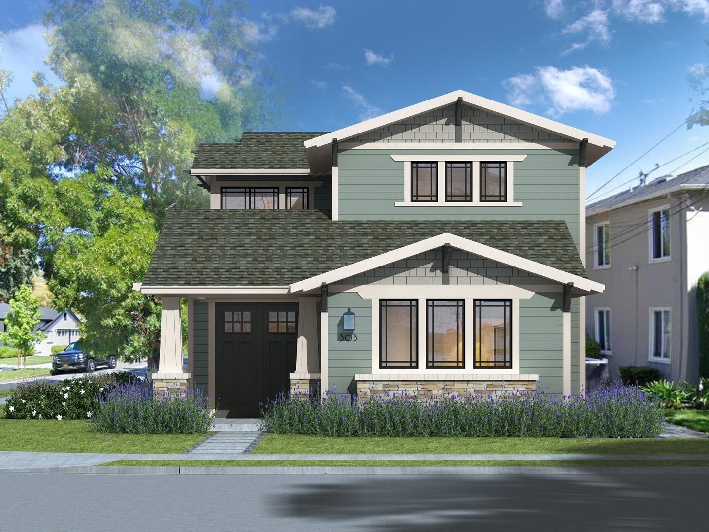 Photo for 303 Iris Street, REDWOOD CITY, CA 94062 (MLS # ML81842144)