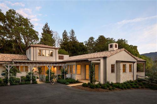 Photo of 156 Romero Road, WOODSIDE, CA 94062 (MLS # ML81849147)