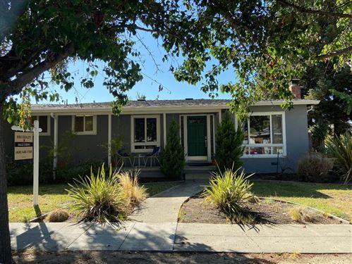 Photo of 551 North Redwood Avenue, SAN JOSE, CA 95128 (MLS # ML81863147)