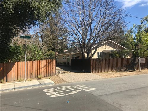 Tiny photo for 1395 Santa Cruz AVE, MENLO PARK, CA 94025 (MLS # ML81823151)