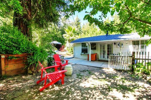 Photo of 430 Creekside WAY, FELTON, CA 95018 (MLS # ML81796152)