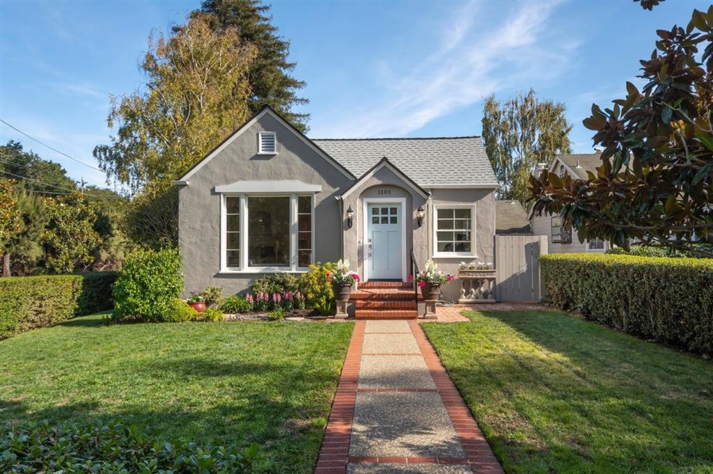 Photo for 1101 Oxford RD, BURLINGAME, CA 94010 (MLS # ML81772152)