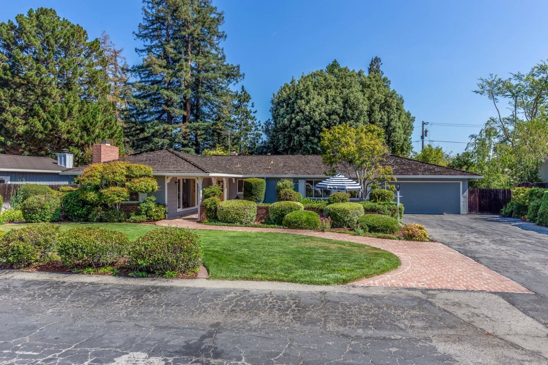 Photo for 215 Angela Drive, LOS ALTOS, CA 94022 (MLS # ML81852153)