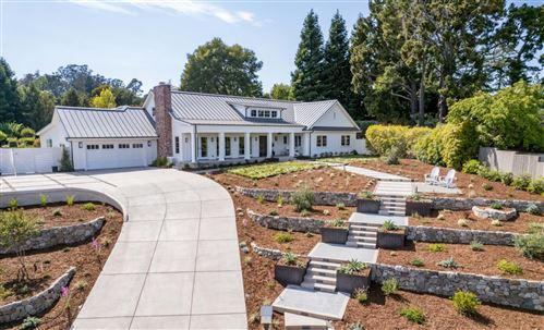 Photo of 30 Mosswood Road, HILLSBOROUGH, CA 94010 (MLS # ML81856155)