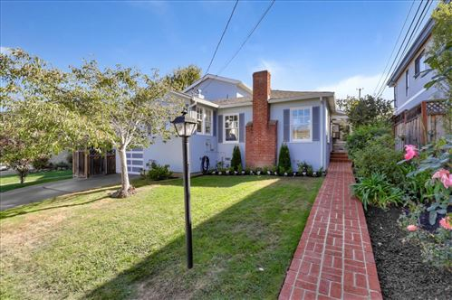 Photo of 533 Hobart AVE, SAN MATEO, CA 94402 (MLS # ML81819156)