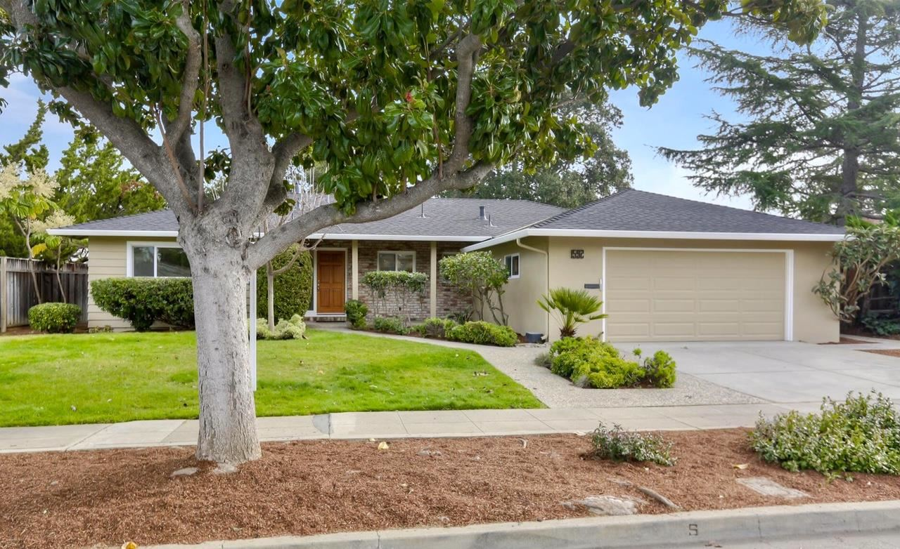 Photo for 1592 Samedra ST, SUNNYVALE, CA 94087 (MLS # ML81779158)