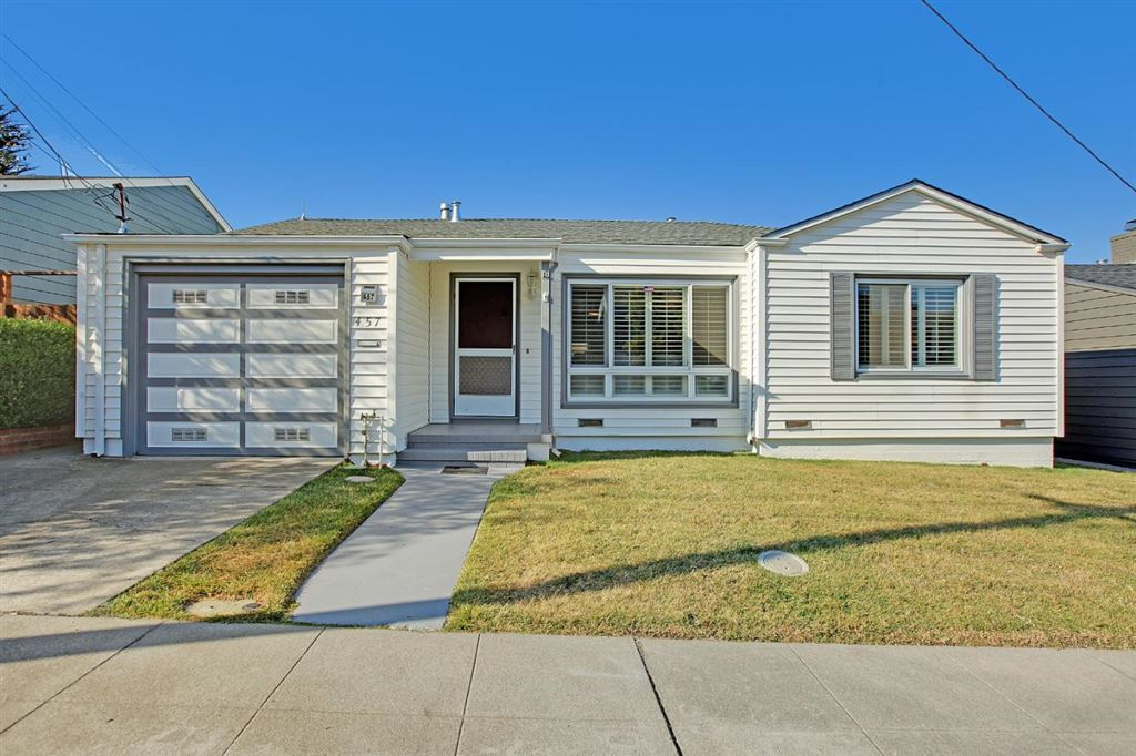 Photo for 457 Maple AVE, SAN BRUNO, CA 94066 (MLS # ML81772159)