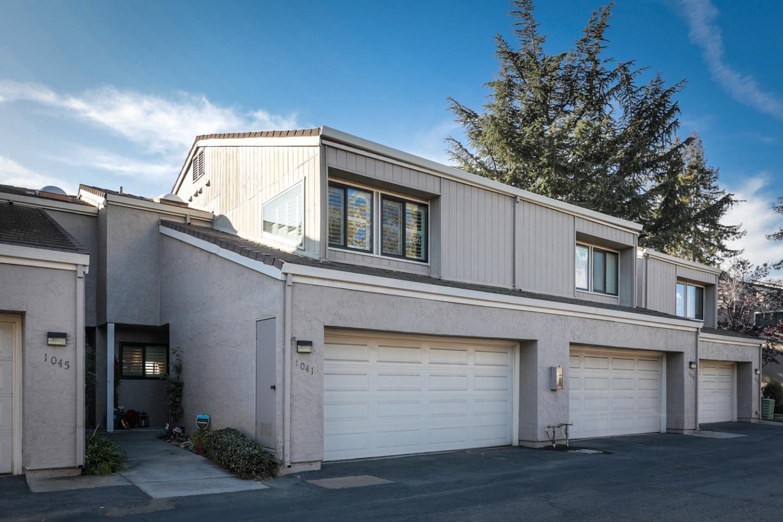 1041 Villa Maria Court, San Jose, CA 95125 - #: ML81863162