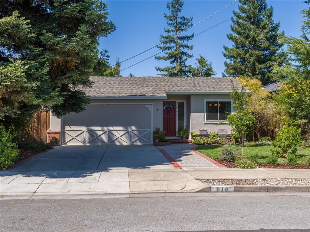 Photo for 614 Lancaster WAY, REDWOOD CITY, CA 94061 (MLS # ML81764165)