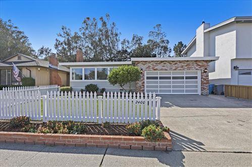Photo of 2400 Crestmoor Drive, SAN BRUNO, CA 94066 (MLS # ML81863167)