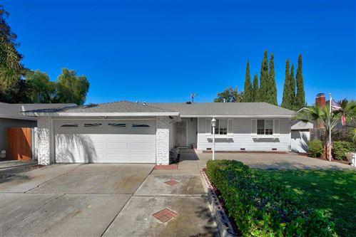 Photo of 5683 Keymar Drive, SAN JOSE, CA 95123 (MLS # ML81865171)