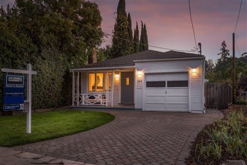 Photo of 244 Hillview AVE, REDWOOD CITY, CA 94062 (MLS # ML81811172)