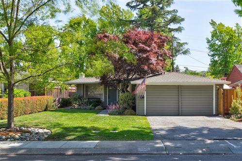 Photo of 295 Oakhurst Place, MENLO PARK, CA 94025 (MLS # ML81844172)