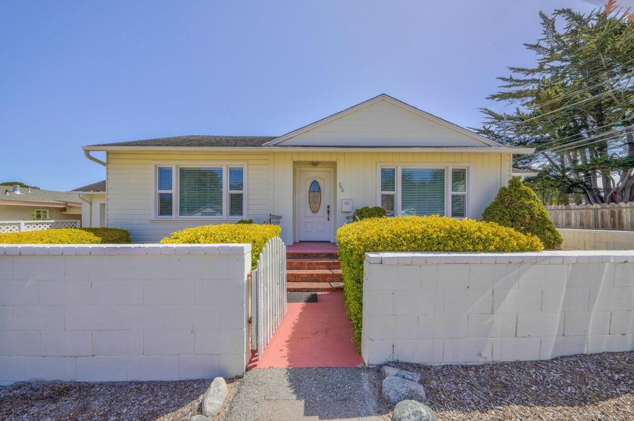 Photo for 700 Taylor Street, MONTEREY, CA 93940 (MLS # ML81845173)