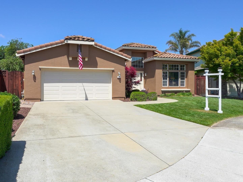 Photo for 725 San Marcos Court, MORGAN HILL, CA 95037 (MLS # ML81840175)