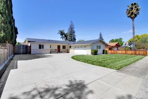 Photo of 3701 Jenkins AVE, SAN JOSE, CA 95118 (MLS # ML81838176)