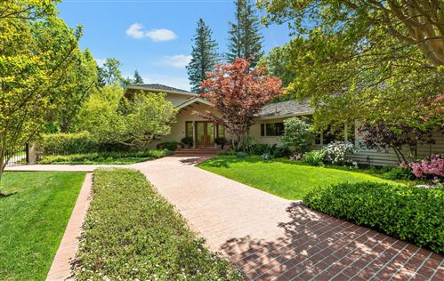 Photo of 183 Almendral Avenue, ATHERTON, CA 94027 (MLS # ML81842176)