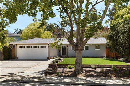 Tiny photo for 1815 El Verano Way, BELMONT, CA 94002 (MLS # ML81853176)