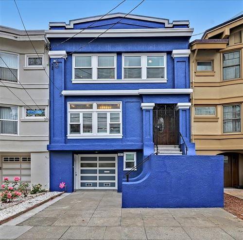 Photo of 683 23rd Avenue, SAN FRANCISCO, CA 94121 (MLS # ML81863177)