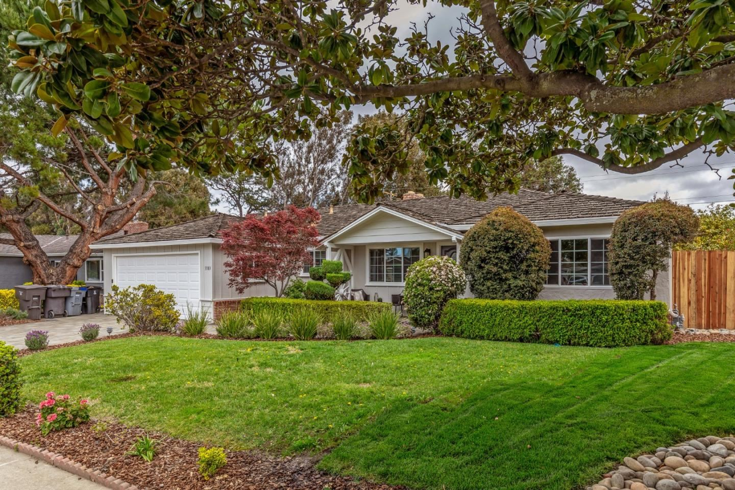 Photo for 3383 Lubich DR, MOUNTAIN VIEW, CA 94040 (MLS # ML81836177)
