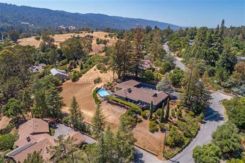 Photo of 43 Hillbrook Drive, PORTOLA VALLEY, CA 94028 (MLS # ML81855179)