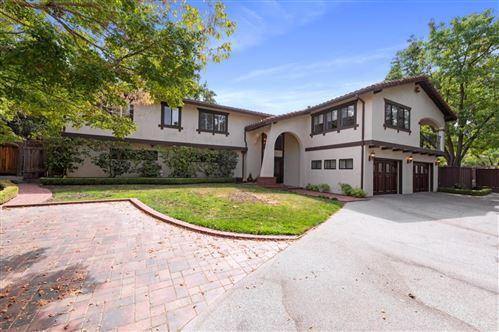 Photo of 1365 Edgewood Road, REDWOOD CITY, CA 94062 (MLS # ML81862179)