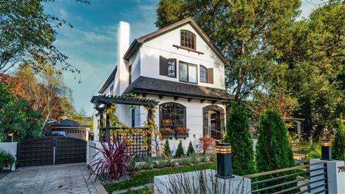 Photo of 711 Addison AVE, PALO ALTO, CA 94301 (MLS # ML81829181)