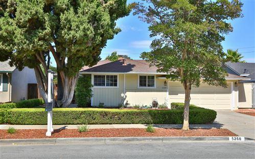 Photo of 5260 Dent Avenue, SAN JOSE, CA 95118 (MLS # ML81854182)