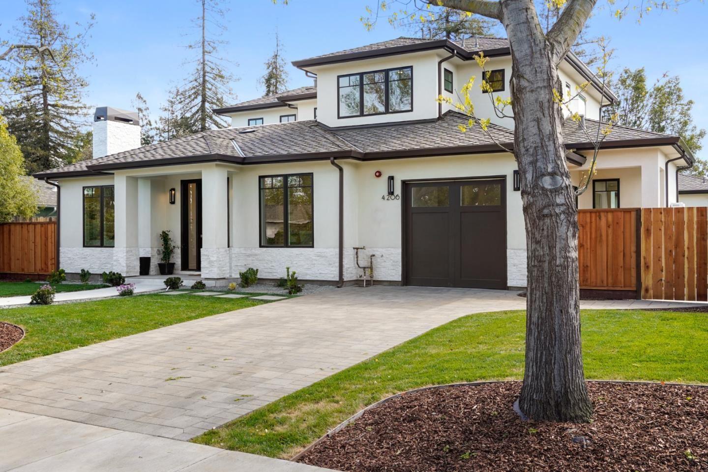 4206 Pomona Avenue, Palo Alto, CA 94306 - #: ML81838182