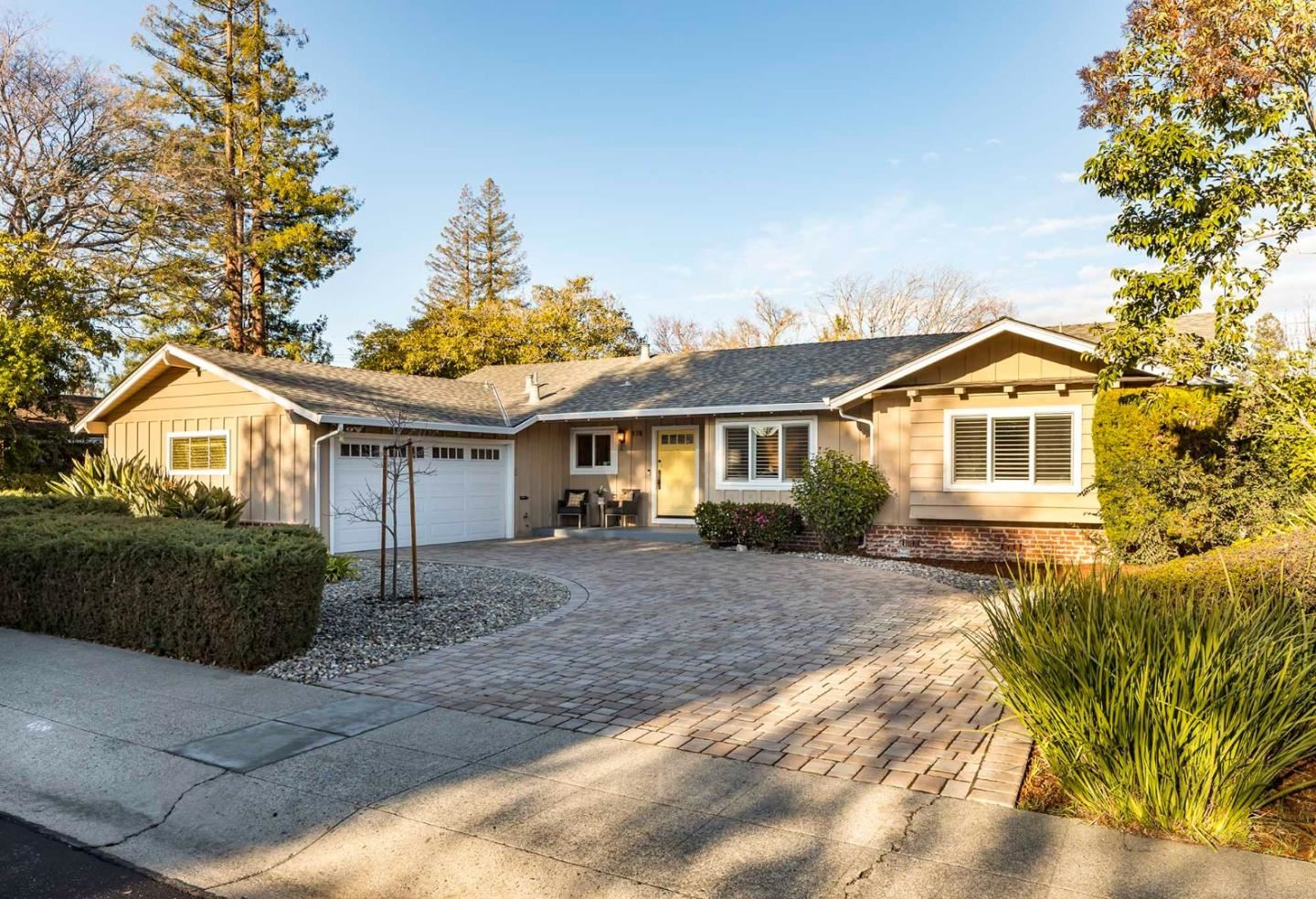 Photo for 178 Ely PL, PALO ALTO, CA 94306 (MLS # ML81829183)
