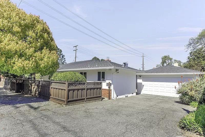 Photo for 1398 Sherman AVE, MENLO PARK, CA 94025 (MLS # ML81837184)