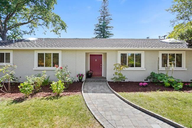 Photo for 755 Alvina Court, LOS ALTOS, CA 94024 (MLS # ML81848185)