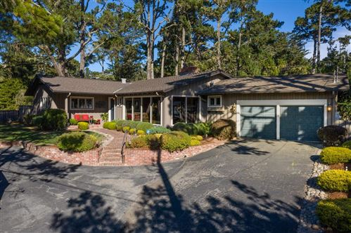 Photo of 4117 Sunridge RD, PEBBLE BEACH, CA 93953 (MLS # ML81823187)
