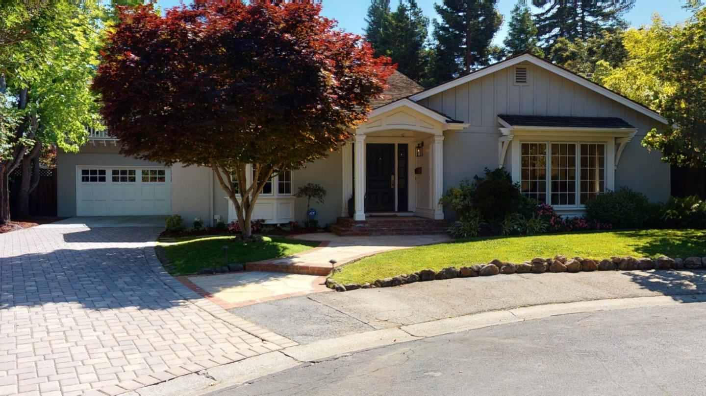 Photo for 5 Bolton Place, MENLO PARK, CA 94025 (MLS # ML81847187)
