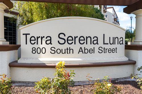Photo of 800 South Abel Street #315, MILPITAS, CA 95035 (MLS # ML81866188)