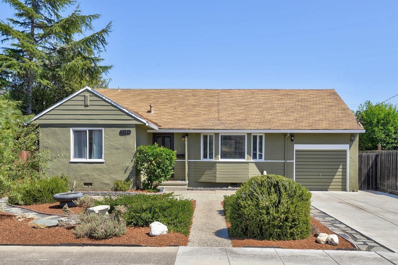Photo for 1181 Judson ST, BELMONT, CA 94002 (MLS # ML81808188)