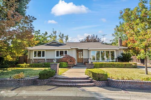 Photo of 19128 Brookview Drive, SARATOGA, CA 95070 (MLS # ML81866191)