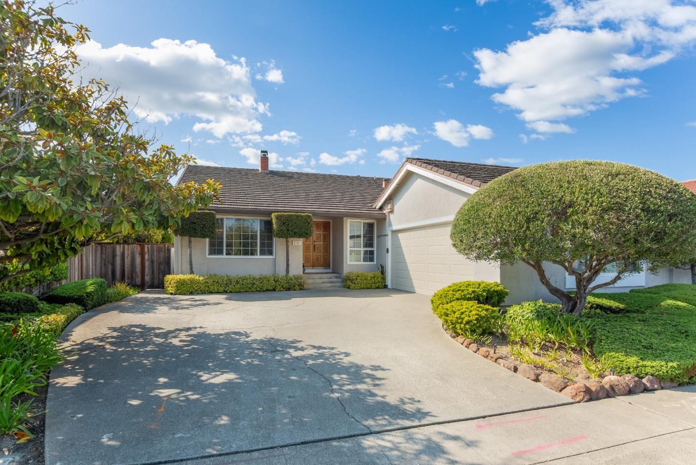 1189 Balclutha Drive, Foster City, CA 94404 - MLS#: ML81864192