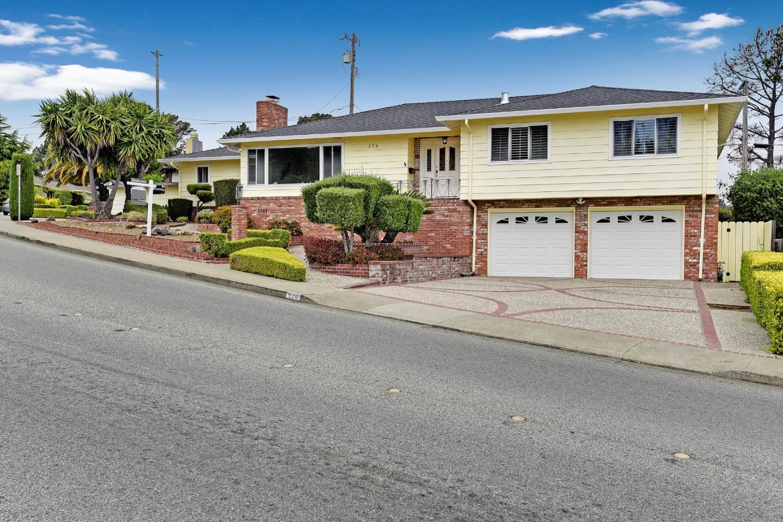 Photo for 536 Helen Drive, MILLBRAE, CA 94030 (MLS # ML81844194)