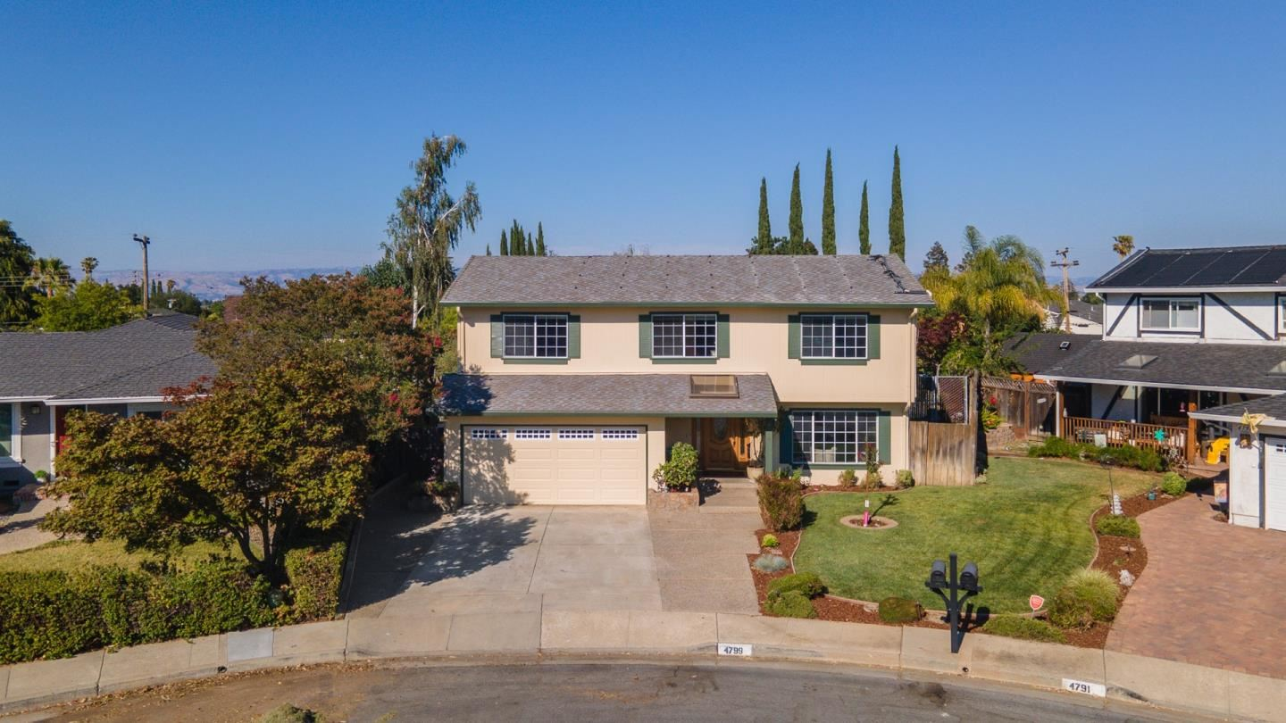 Photo for 4799 Pinemont Drive, CAMPBELL, CA 95008 (MLS # ML81852194)