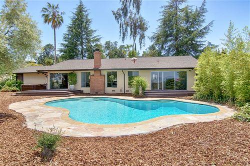 Photo of 10288 Vista Knoll Boulevard, CUPERTINO, CA 95014 (MLS # ML81844195)