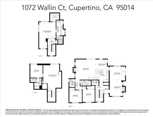 Tiny photo for 1072 Wallin CT, CUPERTINO, CA 95014 (MLS # ML81825200)