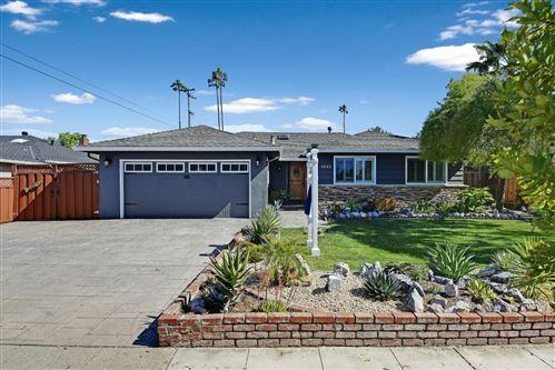 Photo of 1642 Glenroy Drive, SAN JOSE, CA 95124 (MLS # ML81845200)