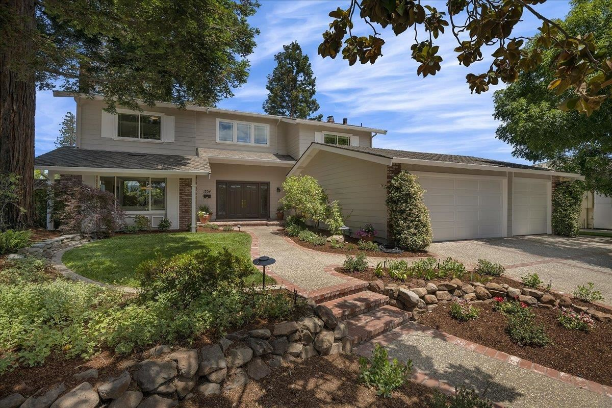 Photo for 1204 Lubich Drive, MOUNTAIN VIEW, CA 94040 (MLS # ML81847200)